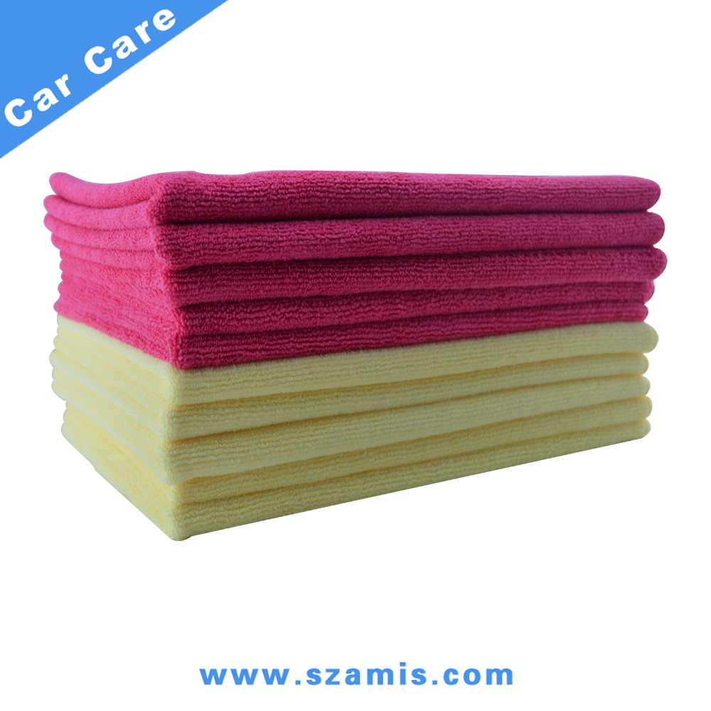 AMS-C54-01 Car cleaning towel 30x60cm 360g/sm