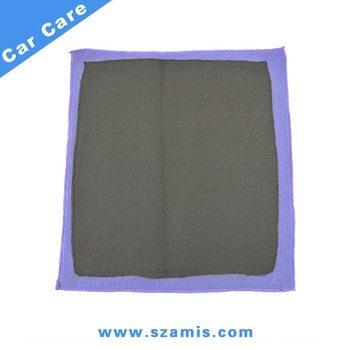 AMS-C72-02 heavy grade car wash clay towel